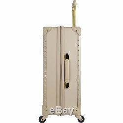 Vince Camuto Latte Jania De Luggage Set À Roulettes Multidirectionnelles Or Goujons Pdsf 1080