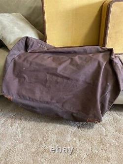 Vintage Années 1940 Amelia Earhart Luggage Suitcase Set Lg - Sm Super Rare Set