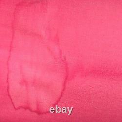 Vintage Bright Pink Samsonite Valise Bagages Set 4 Pc. Cas De Train Travel Tote
