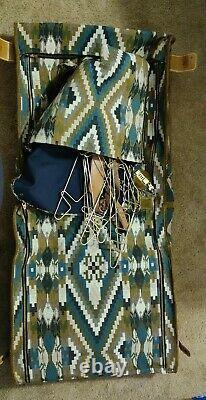 Vintage Français De Compagnie 3 Piece Aztec Southwest Set