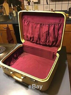 Vintage Retro Eveleigh 2 Pc. Luggage Set