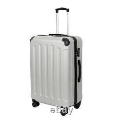Vossbach Kofferset Silber Reisekoffer M L XL Koffer Set 3 Teilig Mit Rollen