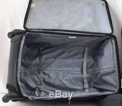 Voyage Choisir Allentown 4 Piece Spinner Luggage Set Gris